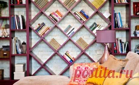 Хранение книг в доме — Квартирный вопрос