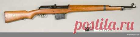 Автоматические винтовки FM1957 и FM1957-60 (Швеция) - БАЗА 211- ВОЕННАЯ ИСТОРИЯ - медиаплатформа МирТесен Самозарядная винтовка Ag m/42 - в конце пятидесятых она нуждалась в замене В конце пятидесятых годов шведское командование пришло к выводу об отсталости своей армии с точки зрения стрелкового вооружения. Зарубежные страны принимали на вооружение автоматические винтовки, тогда как в Швеции