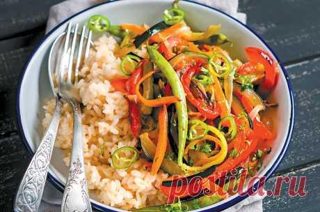 8 рецептов блюд из риса