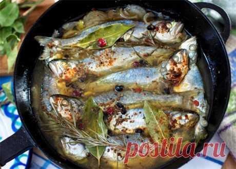 Готовить просто и быстро;)) Шкара — популярное блюдо черноморских моряков — Вкусные рецепты