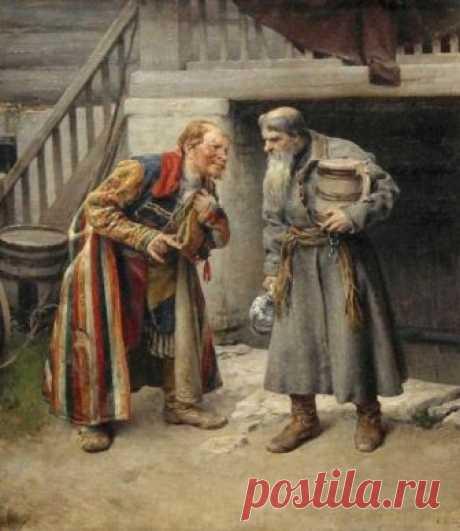 Художник Клавдий Лебедев (1852 — 1916)