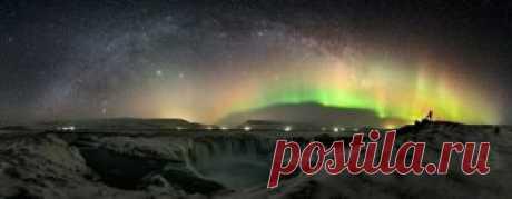 Панорамы Млечного пути - Путешествуем вместе