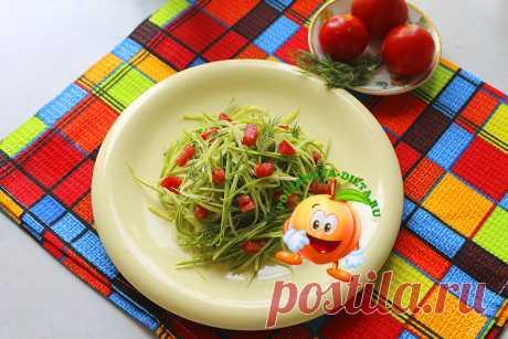 Салат из кабачков диетический (спагетти из кабачков)   Полезная диета Летнее витаминное кабачковое изобилие в самом разгаре. И наша полезная диета предлагает освоить новый рецепт диетического салата из кабачков по корейски или, как его еще называют, диетических спагетти из кабачков. Мы подготовили подробное описание рецепта с фото, так что с приготовлением справится даже самая неопытная хозяйка. Не знаю, как мы раньше жили без интернета и...