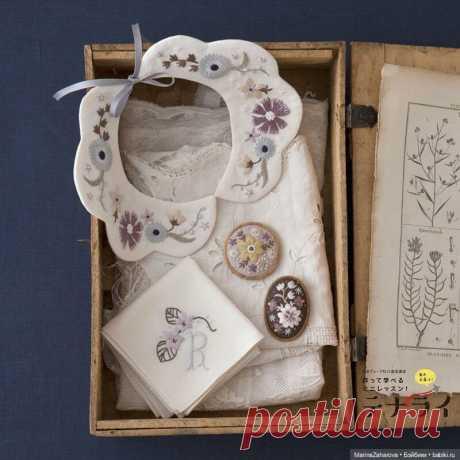 Прекрасное рядом / Вышивка нитками, лентами и бисером / Бэйбики. Куклы фото. Одежда для кукол