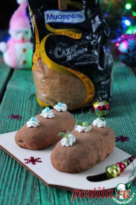 """Пирожное """"Картошка"""" из печенья - кулинарный рецепт"""