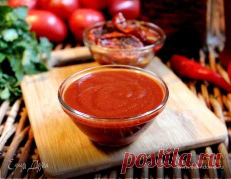Простой и вкусный домашний кетчуп