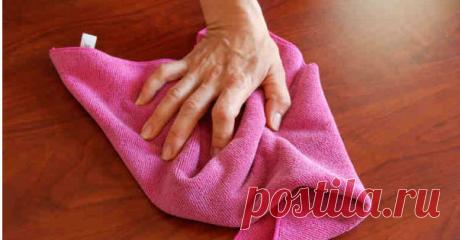 Эффективное домашнее средство против пыли
