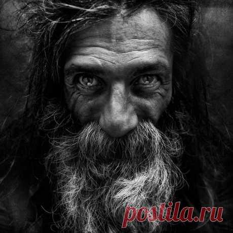 Лондон, 15 апреля 2011 года. | Портреты бездомных от фотографа Ли Джеффриса • НОВОСТИ В ФОТОГРАФИЯХ