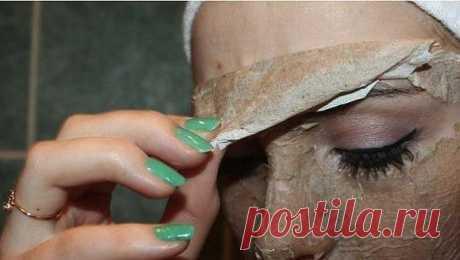 Яичная маска-пленка. Отличная альтернатива очищающим полоскам (фото поэтапно).