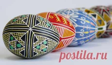 Как покрасить яйца на Пасху 2021: простые и красивые способы