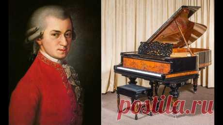 В мире музыки Моцарта. Концерты для фортепиано с оркестром