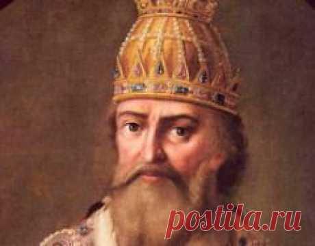Сегодня 25 августа в 1530 году родился(ась) Иван Грозный