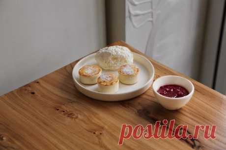 На седьмом небе: рецепт воздушных сырников из Margarita Bistro