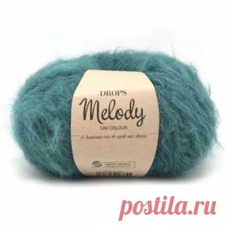 Пряжа Melody купить по выгодной цене с доставкой по Москве и России