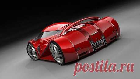 The UBO Concept Car