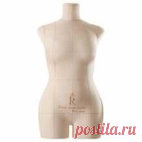 Манекен мягкий женский Monica с подставкой Милан, бежевый, размер 46 Моника - портновский женский манекен 46 размера со съемным чехлом и удобной регулируемой подставкой. Низкая цена. Гарантия. Доставка по России и СНГ.