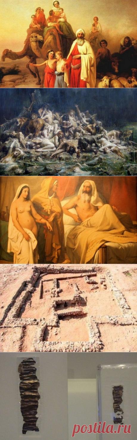 Эти 6 археологических открытий подтверждают, что написанное в Библии — правда.