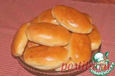 Милашино тесто и пирожки из него - кулинарный рецепт