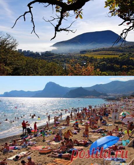 Крым среди курортов бархатного сезона идет на втором месте у россиян