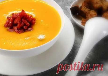 (9) Тыквенный суп-пюре с фасолью - пошаговый рецепт с фото. Автор рецепта Готовим с Любовью 🏃♂️ . - Cookpad