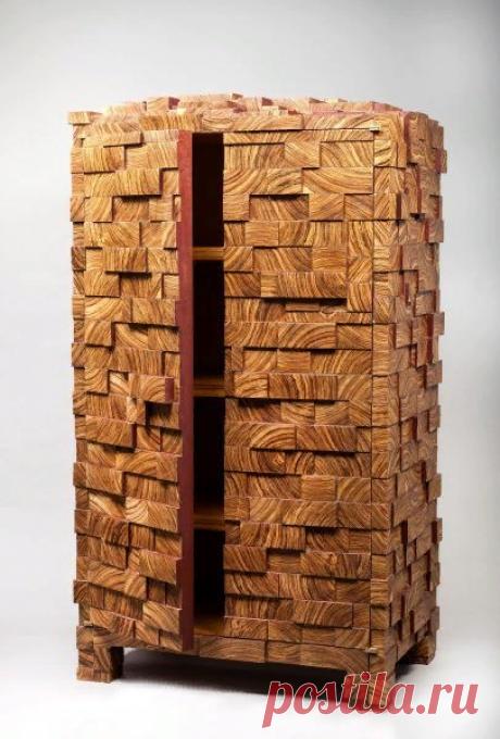 Варианты эксклюзивной мебели, которую очень просто сделать | flqu.ru - квартирный вопрос. Блог о дизайне, ремонте