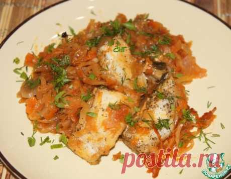Рыба, запеченная в капусте – кулинарный рецепт