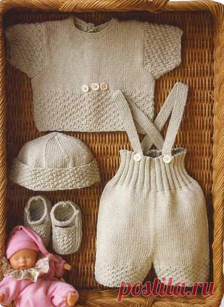 Вязание для детей.