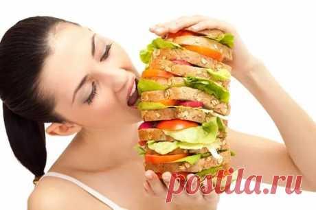 «Хитрости», которые помогут снизить аппетит
