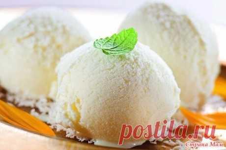 Детское мороженое из творога с бананами - Рецепты для очень занятой мамы - Страна Мам