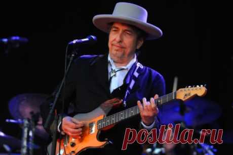 Сегодня Бобу Дилану исполнилось 80 лет (24.05.2021)