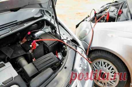 «Прикурил» товарища – спалил автомобиль: ошибки при запуске машины от чужой АКБ