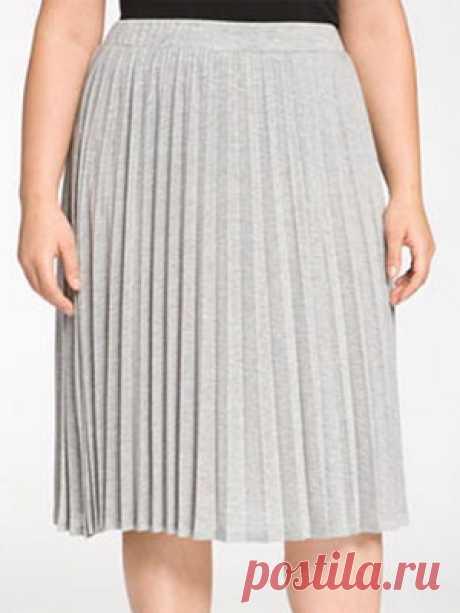 Модные юбки 2015 для полных женщин: фото моделей и фасонов, основные тенденции моды