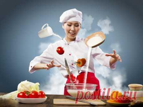 7 самых частых ошибок начинающих кулинаров