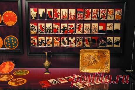 Музей игральных карт приглашает в Петергоф – КАК ПОТРАТИТЬ