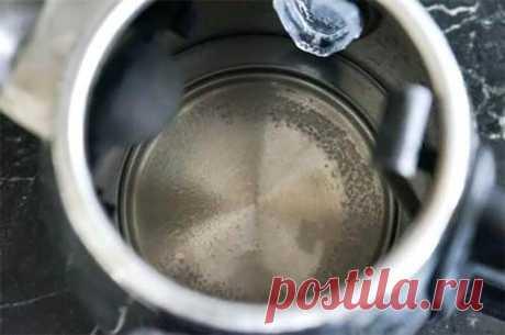 Накипь в чайнике: убираем без следа обычной содой | Люблю Себя