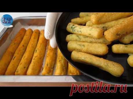 Есть дома картофель? Этот рецепт вкуснее картофельных чипсов, он супер простой, дешевый и вкусный!