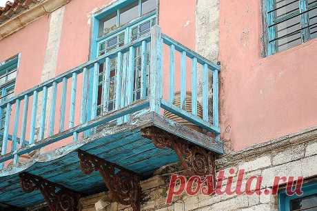 Квартира начинается с… балкона