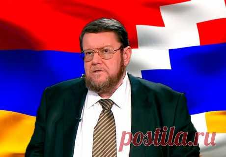 Сатановский: Размышления после драки в Карабахе... | Энергоучёт .. | Яндекс Дзен