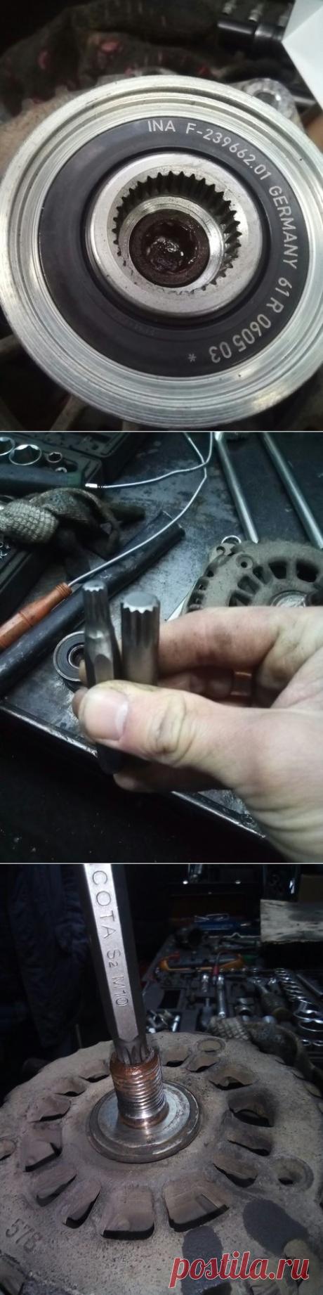 Как выкрутить болт со слизанным шестигранником или Torx | Заметки автомеханика | Яндекс Дзен
