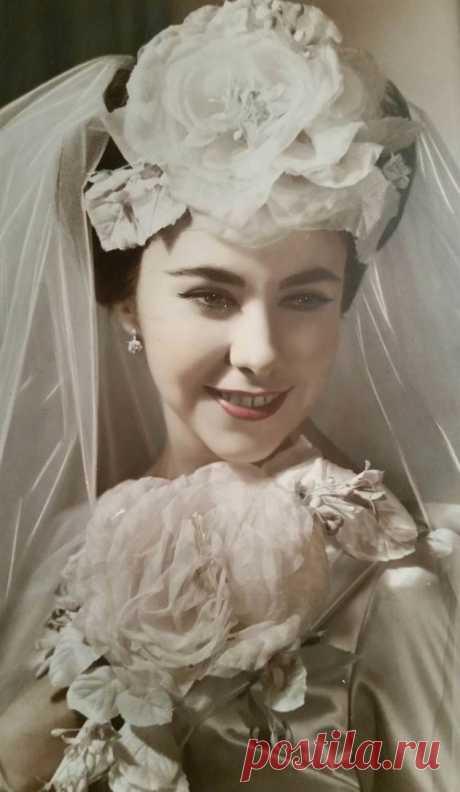 28 фото наших бабушек в молодости, от красоты которых захватывает дух   Люблю Себя