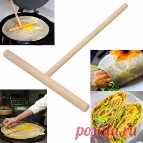 1 шт. Cocina китайская специализированная машина для блинов, кухонные гаджеты, деревянная Расширительная палочка для кухонного инструмента, кухонные аксессуары| | | АлиЭкспресс