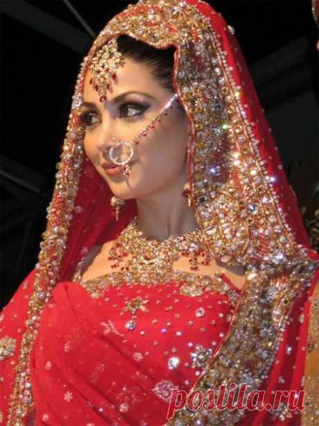 Невесты Индии.
