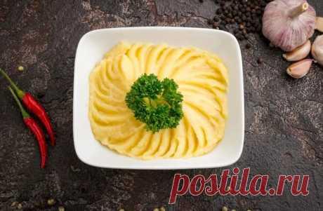Как правильно готовить картофельное пюре. Секреты поваров | БЛОГ НЕ БЛОГЕРА | Яндекс Дзен