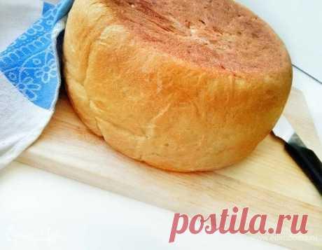 Как приготовить Домашний хлеб в мультиварке  Пошаговый рецепт с ингредиентами и фото