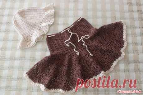 Вязаные юбочки для девочки — Делаем руками