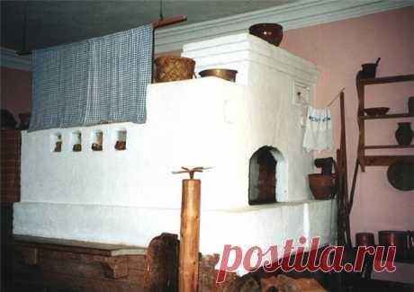 Любители блюд, приготовленных в русской печи, могут готовить их в духовке газовой плиты.