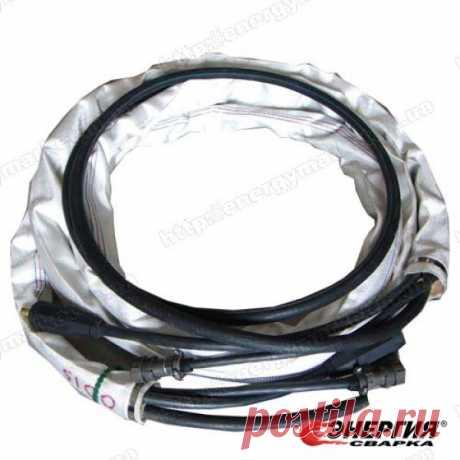 Сварочный кабель, комплект Шлейф 25,  5м,  к  сварочному выпрямителю полуавтомат  ВС-315 БУРАН  + СПМ-430 купить цена Украине Энергия Сварка