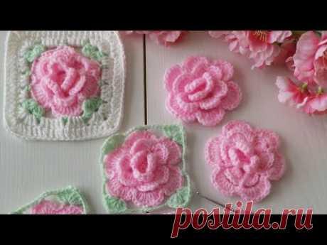 Çiçek motif /Bebek battaniyesi /Koltuk şalı