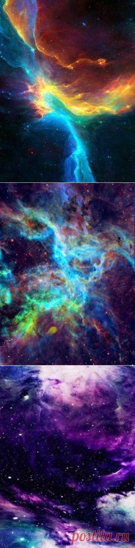 Такой далекий и прекрасный космос