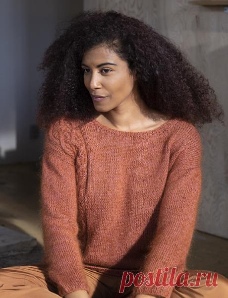Вязаный свитер Sondermarken | ДОМОСЕДКА